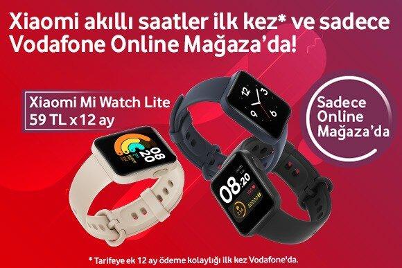 Tarifenize ek 12 ay ödeme fırsatıyla ilk kez Vodafone'da!