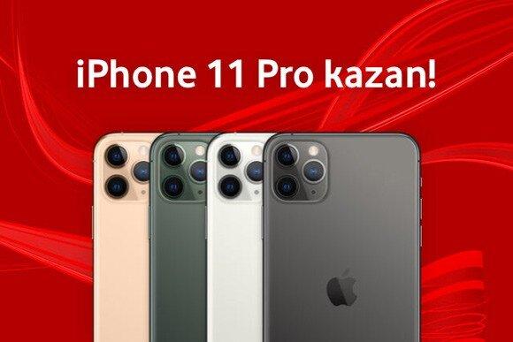 En düşük teklifi sen ver, ücretsiz iPhone 11 Pro kazan!