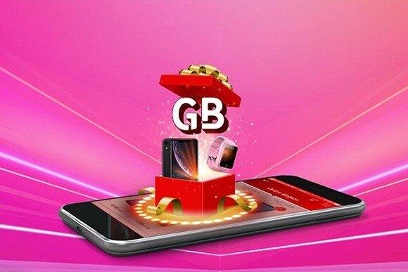 Dijitalde Kaçmaz Kırmızı Fırsatları Vodafone'da!