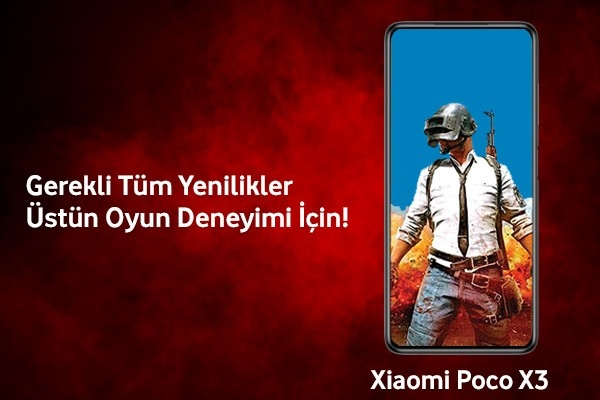 Xiaomi Poco X3 Oyun Performansı
