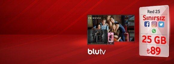 BluTV Kampanyası