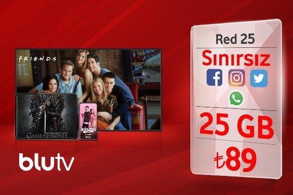 12 ay hediye BluTV üyeliği