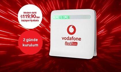 'Vodafone RedBox