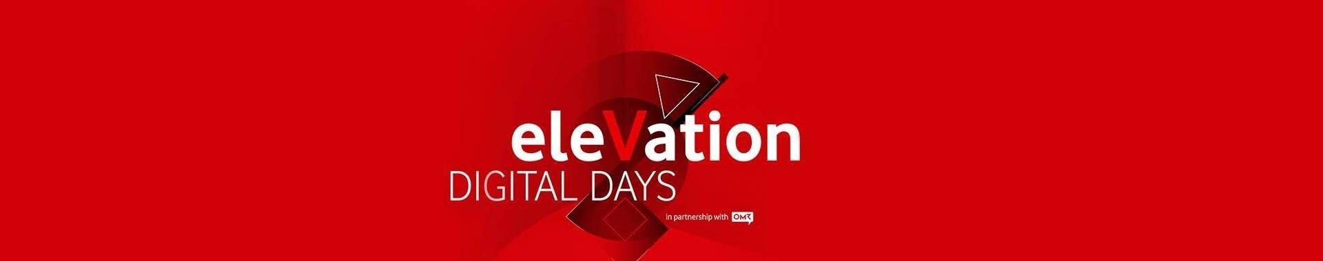 Vodafone Business Global eleVation Digital Days Etkinliği