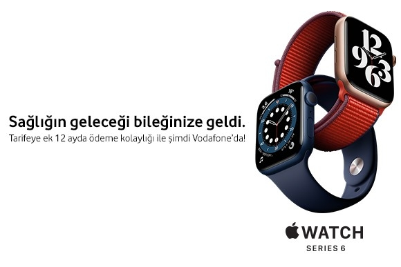 Yeni Apple Watch 6
