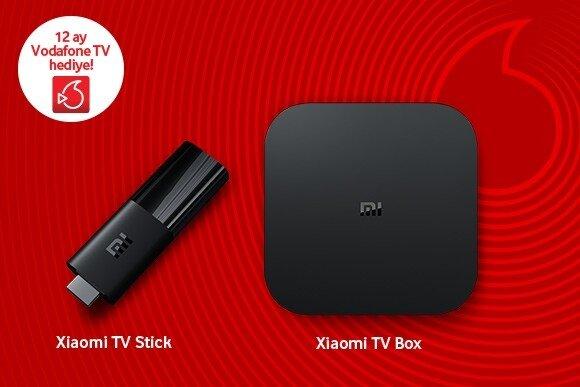 12 ay Vodafone TV hediye!