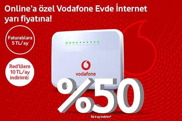 Vodafone Faturalıya Özel