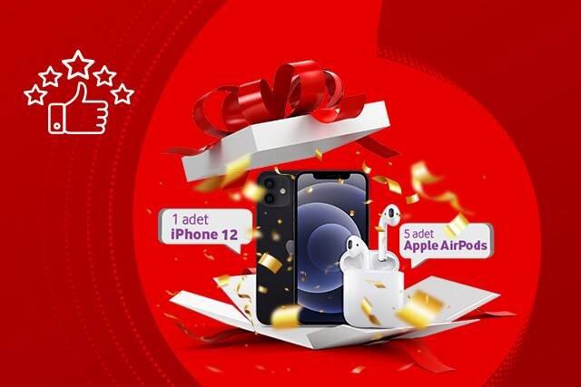 Online Mağaza'da dilediğiniz cihaza yorum yapın, iPhone 12  için çekiliş hakkı kazanın!