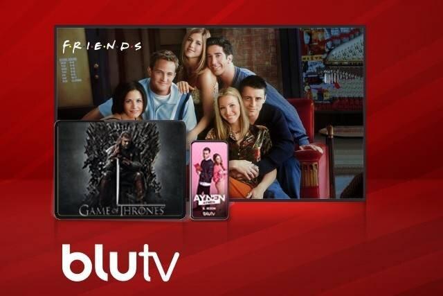 BluTV Bizden Paketi Kampanyası