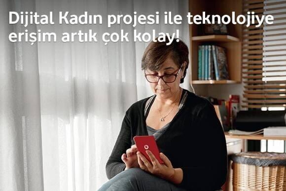 Dijital Kadın Programı ile, 4G Teknolojisiyle Tanışmanın Tam zamanı!