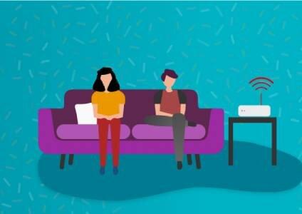 Arkadaşını Vodafone Evde İnternet'li yap, 3 ay geçerli 30GB hediye internet kazan!