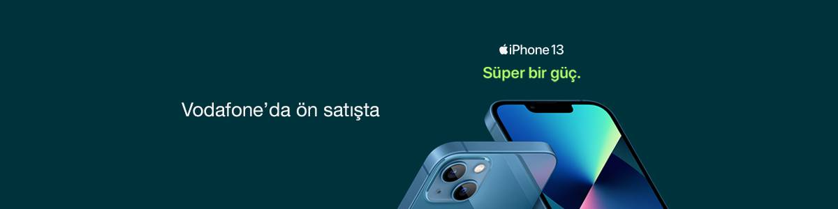 iPhone 13 Ön Satış Formu