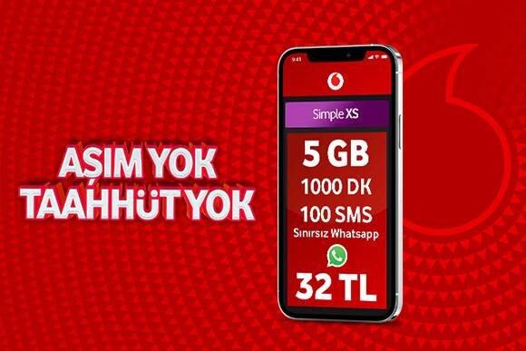 Vodafone Simple