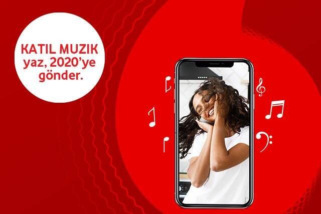 Vodafone Mobil Ödeme ile 2 ay müzik aboneliği ödemenize 3. Ay abonelik ücreti hediye!