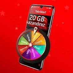 Sorunlarının çözümü Vodafone Yanımda!
