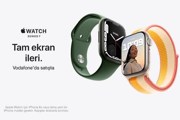 Apple Watch Series 7 Satışta!